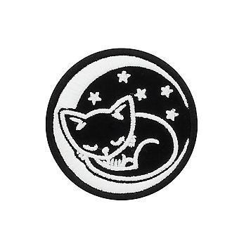 Grindstore القط القمري الحديد على التصحيح