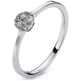 Luna Creation Fantasy Ring Illusion 1A801W456-1 - Larghezza anello: 56