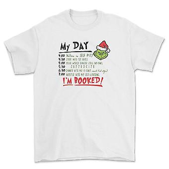 Grinch My Schedule Today Tee