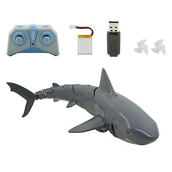 Hajbåds legetøj til fjernbetjening