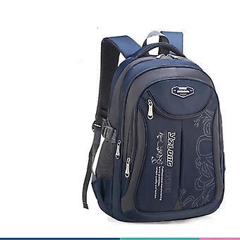 Children School Bags, Big  Capacity School Backpack Waterproof Satchel Kids