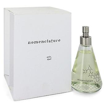 Nomenclature Orb Ital Eau De Parfum Spray By Nomenclature 3.4 oz Eau De Parfum Spray