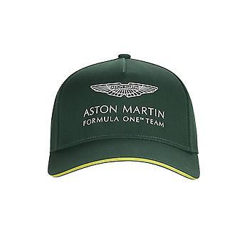 Aston Martin F1 Team Baseball Cap | Kids | Green | 2021