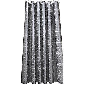 Triangle Shower curtain 80x180cm