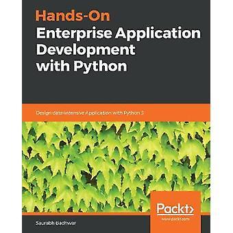 Käytännönläheinen yrityssovellusten kehittäminen Pythonin kanssa - Suunnittelutiedot-