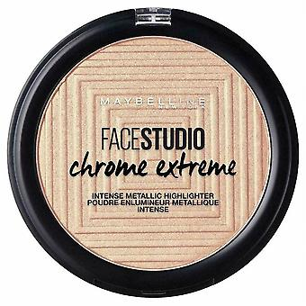 Forselline Chrome Extreme Metallic Highlighter - 300 Sandstone SHIMMER