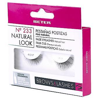 Beter False Eyelashes #233 Natural Look