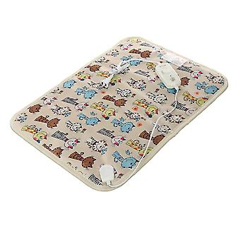 Pet Dog Cat Winter Warm Electric Heated Pad Mat
