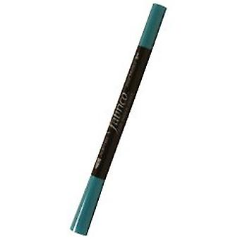 Tsukineko Fabrico Marker Pen - Tropical Lagoon