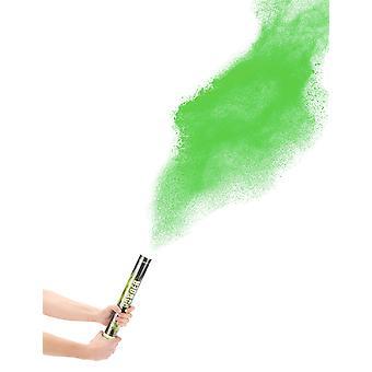 Groen poederpistool 40 cm
