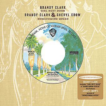 Clark, Brandy / Crow, Sheryl - Girl Next Door [Vinyl] USA import