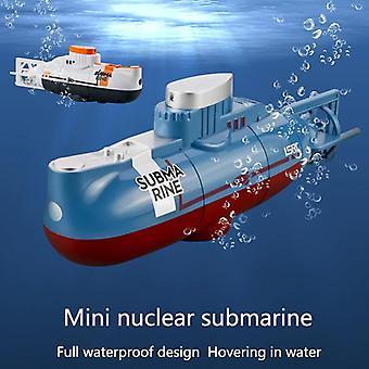Brinquedo de aquário de mergulho de submarino de controle remoto