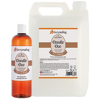 DezynaDog Doodle Doo Shampoo for Doodle Coated Breeds