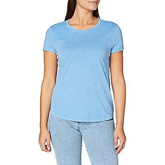 Tom Tailor Classic T-Shirt, 23152/Blue Fresh Average, S Femme