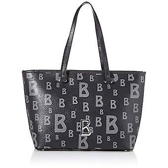 Bogner 4190000183, Women's Bag, Grey (Darkgrey 802), 13x26x43 cm (B x H x T)