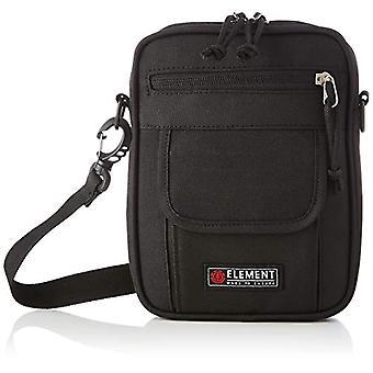 Element Road Bag Essential for men, W5ESA5, Black, W5ESA5