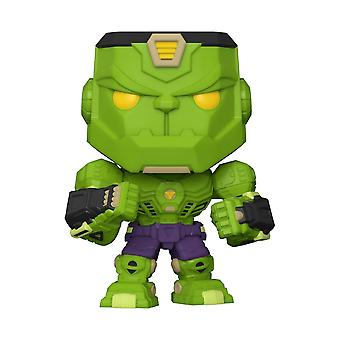 The Hulk Marvel Marvel Mech Funko Pop! Vinyylihahmo