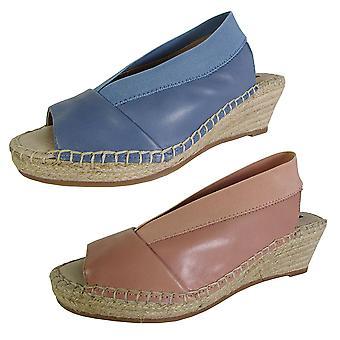 Steven Womens Indiggoo Wedge Sandal Shoes