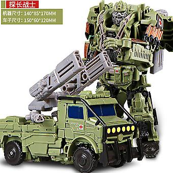 Alloy Deformation Toy King Kong Toy
