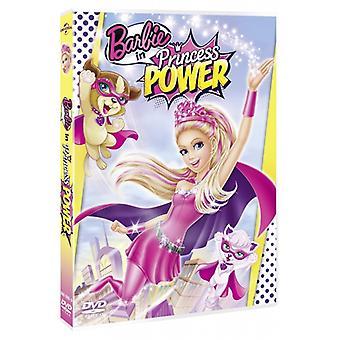 Barbie i Princess Power DVD