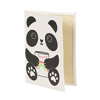 Sass & Belle Aiko Panda Kawaii Friends Passport Holder