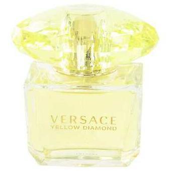 Versace Yellow Diamond By Versace Eau De Toilette Spray (testaaja) 3 Oz (naiset)