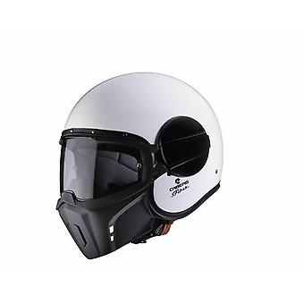 Caberg Ghost Full Face Motorcykel Hjälm Vit