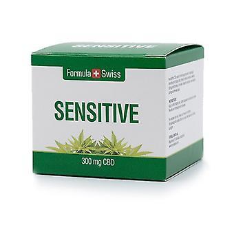 Facial Cream Sensitive CBO Formula Swiss (30 ml)