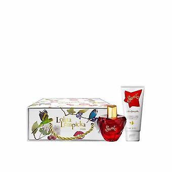 Kvinnors parfym set Sweet Lolita Lempicka (2 st)