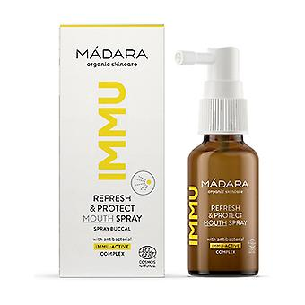 Immu refresh & protect mouth spray 30 ml