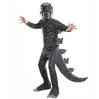 Kostüm Halloween Kostüm Godzilla Bühne Kostüm Cosplay Kostüm Cartoon Puppe Cos Kinderkostüm