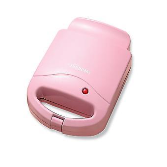 Swotgdoby multifunctionele huishoudelijke mini-tosti-ijzer, compacte broodrooster, elektrische panini grill