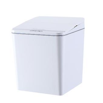 Silktaa Portable Touch-free Smart Sensor Desktop Trash Can