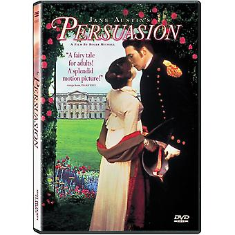 Persuasion (1995) [DVD] USA import