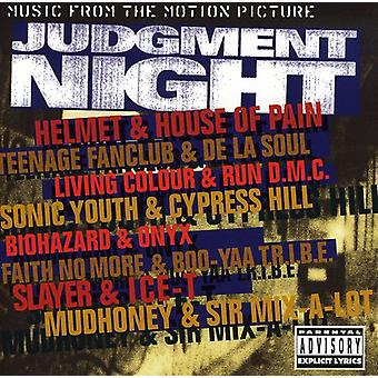 Various Artists - Urteil Nacht [CD] USA import