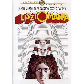 Lisztomania (1975) [DVD] USA importerer