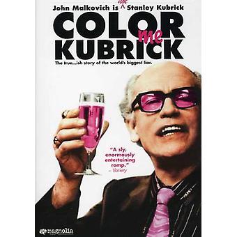 Color Me Kubrick [DVD] USA import