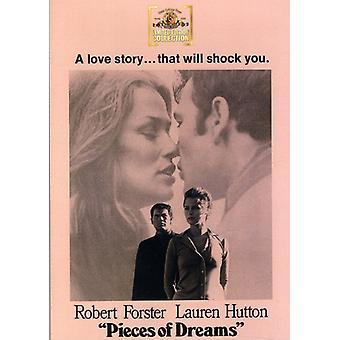 Morceaux de rêves (1970) [DVD] USA import