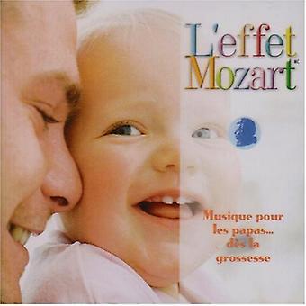 Don Campbell - L'Effet Mozart: Musique Pour Les Papas... Dies La Grossesse [CD] USA import
