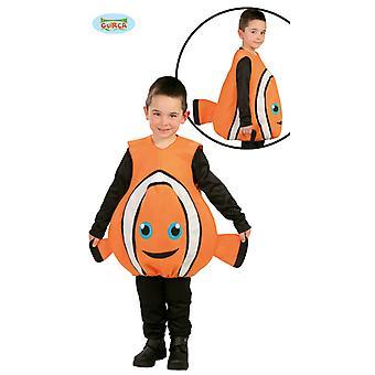 Poissons poissons costume poisson clown costume enfants
