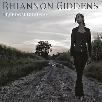 Rhiannon Giddens - Freedom Highway [CD] USA import