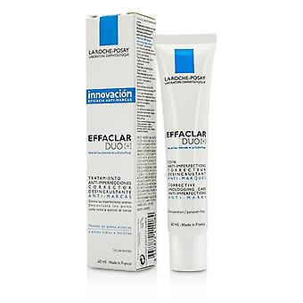 La Roche Posay Effaclar Duo (+) Corrective Unclogging Care Anti-imperfecciones Antimarcas - 40ml/1.35oz