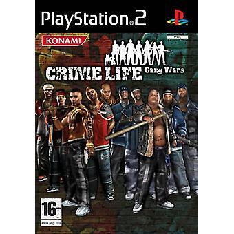 Crime Life Gang Wars (PS2)-fabriken förseglad