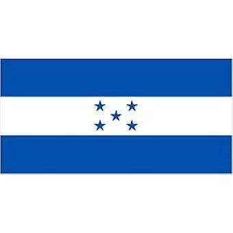 Hondurasin lippu 5 jalkaa x 3 ft jossa ripustamista varten