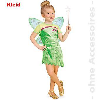 Fee Liliane Waldfee Kostüm Kinder Elfenkleid Tinkerbell Elfe Kinderkostüm