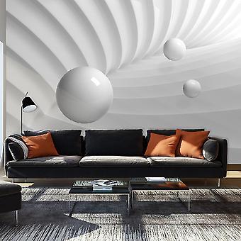 Fototapet - White Symmetry