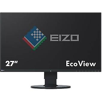 EIZO EV2750-BK LED 68.6 cm (27 inch) EEC A (A+ - F) 2560 x 1440 p WQHD 5 ms DisplayPort, HDMI™, DVI IPS LED
