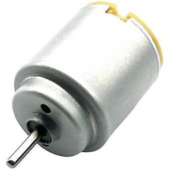 Arbejdspladsen undervisningsmateriale - elektrisk motor Reely R140 (Ø x L) 21 mm x 25 mm