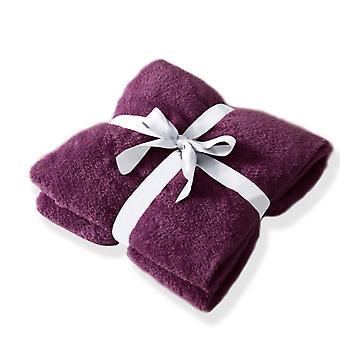Oso de peluche Super suave tiro 100 x 150 cm peluche manta para sofá sillón cama