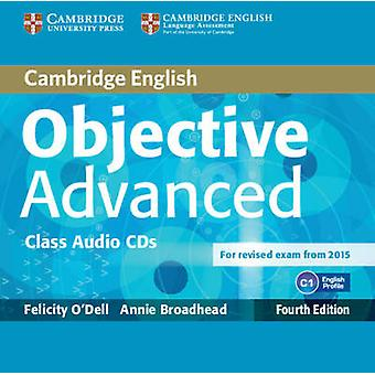 Objective Advanced Class Audio CDs 2 by Felicity ODell